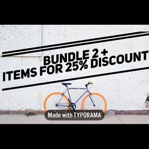 Other - 25% BUNDLE DISCOUNT!!